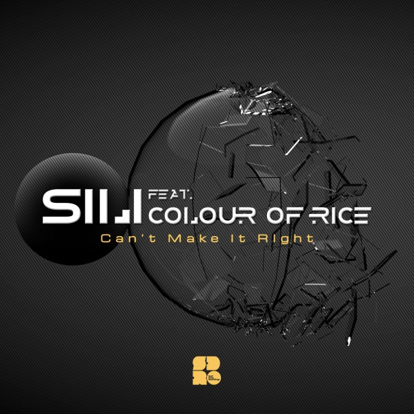 SILI FEAT COLOUR OF RICE - CANT MAKE IT RIGHT 1400X1400