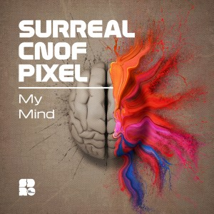 SURREAL CNOF PIXEL - MY MIND 1400X1400