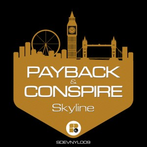 PAYBACK & CONSPIRE - SKYLINE 1400X1400