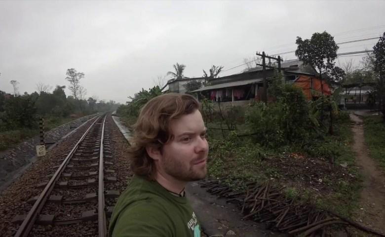 Stranded on the Highway in Vietnam