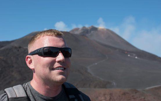 Kids Versus the Volcano