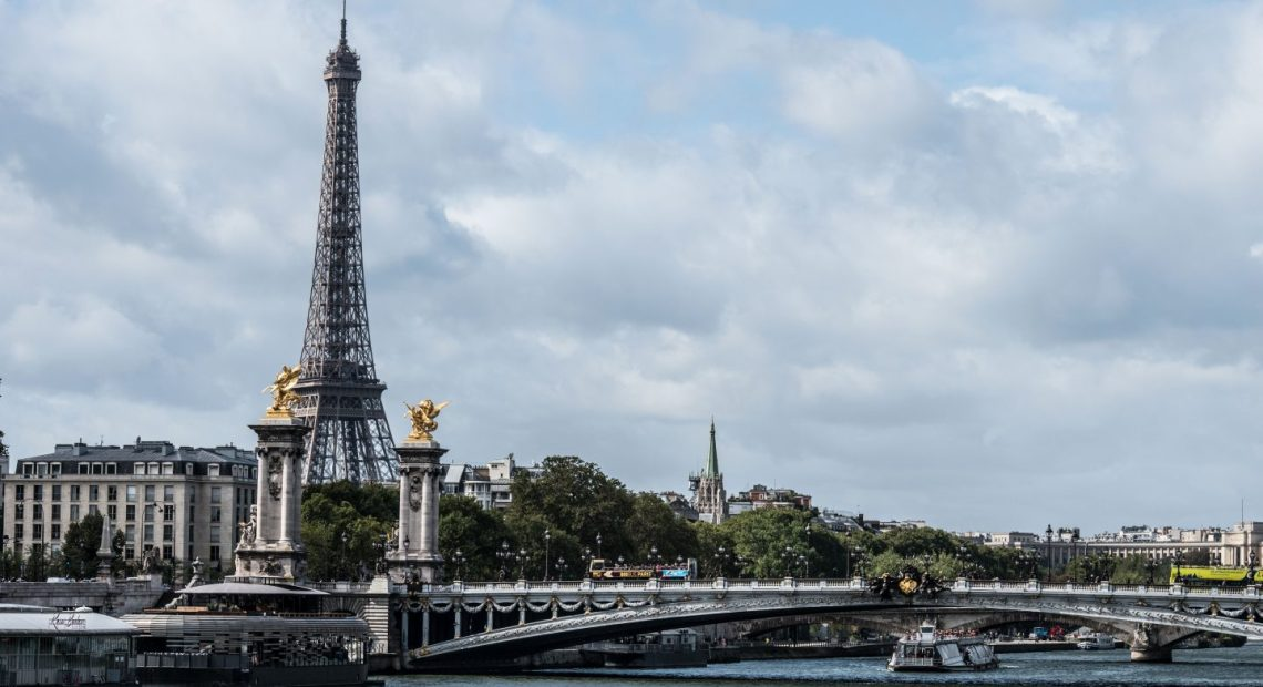 An American Nomad in Paris