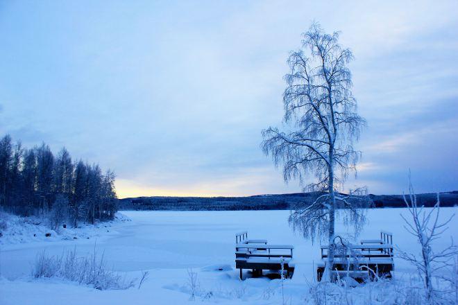 Vinter i Östergraninge