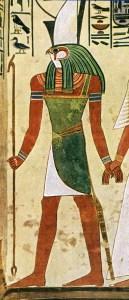 Horus-Egyptian-Statue