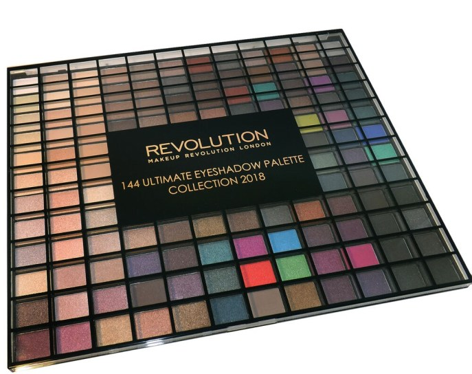 Makeup Revolution 144 Ultimate Matte Eyeshadow Palette