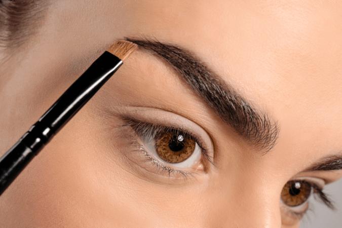 fill eyebrow