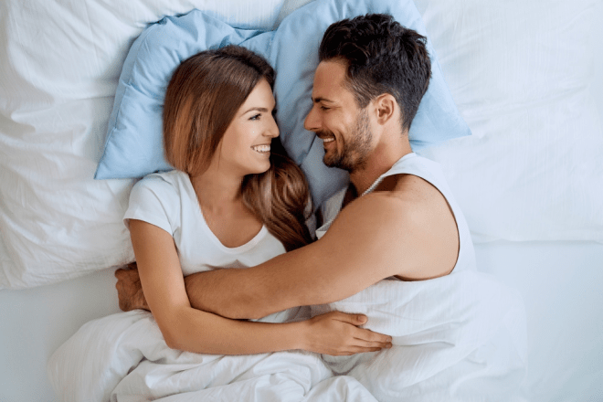 gross things couples do in bed