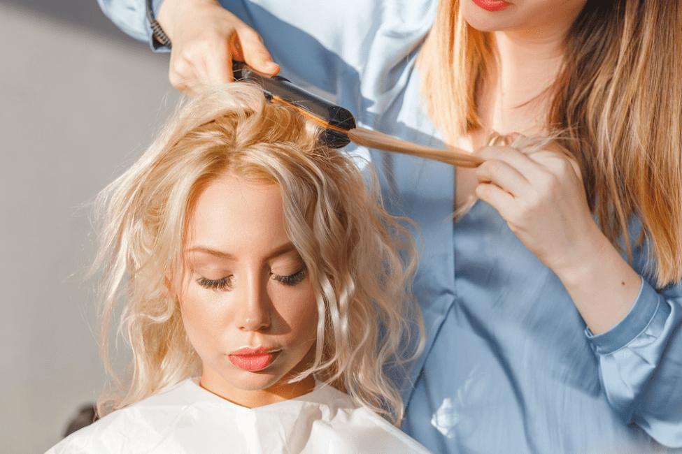 How to get smooth silky hair fast