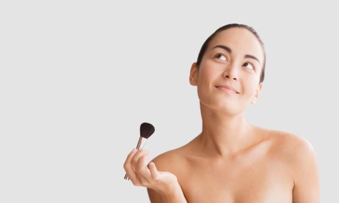 Nailing the no-makeup makeup look
