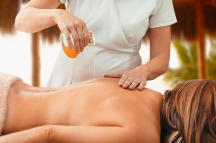 Bring The Traditional Oil Massage Back