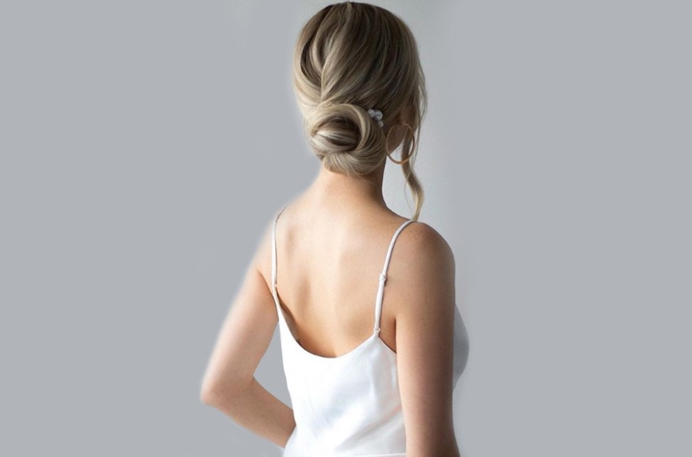 Elegance with Bobby Pins