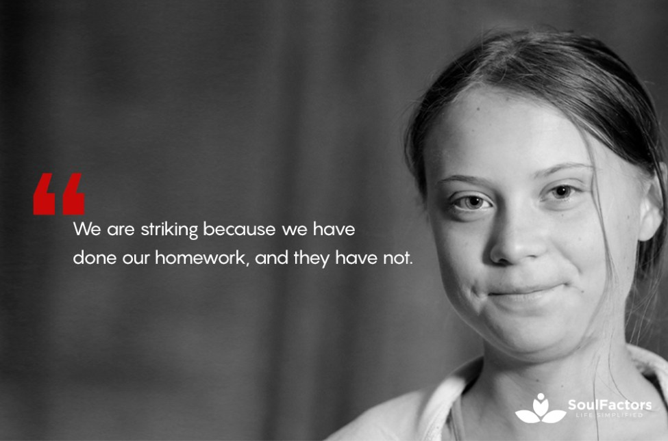 10 Greta Thunberg Quotes For Inspiration