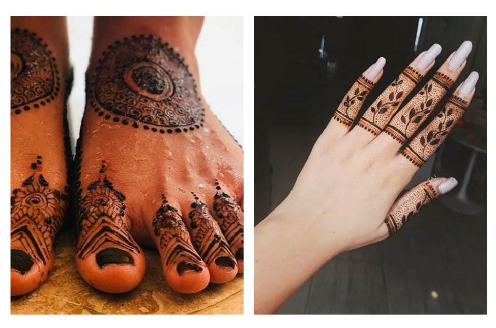 Easy Mehndi Designs For Beginners