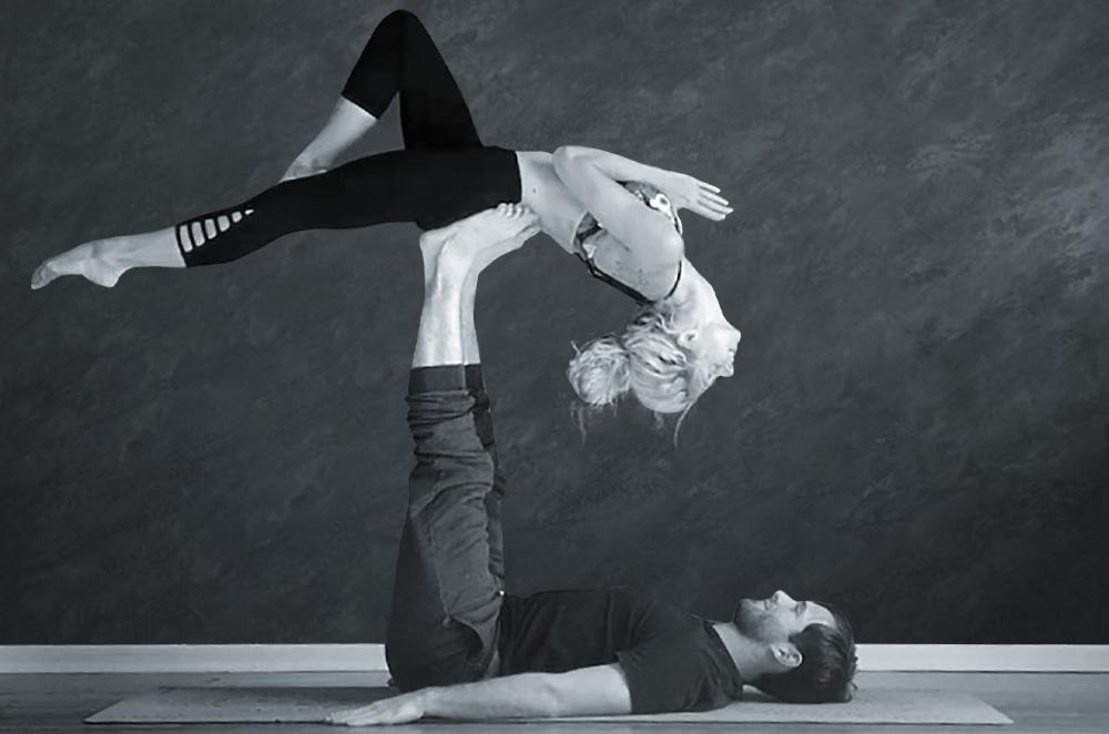Beginners Acro Yoga Poses