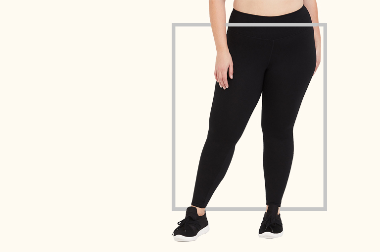Thick warm legging for winter