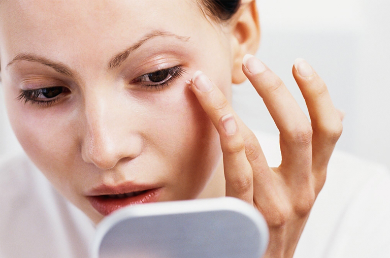 Under Eye Skin Tightening Home Remedies