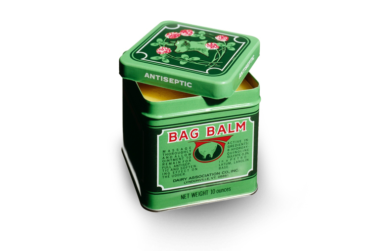 Use Bag Balm To Cure Diaper Rash