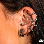 Ear Piercing Types The More, The Merrier