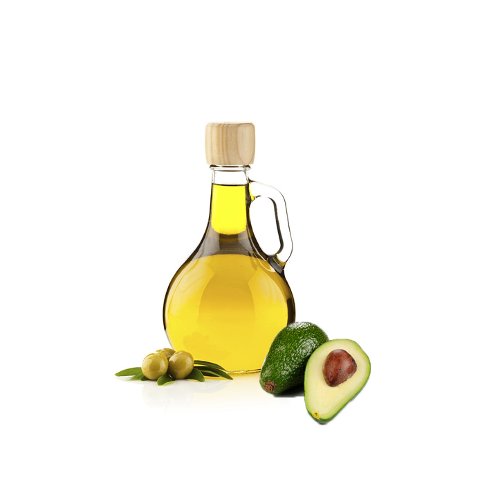 Avocado and Olive Oil.