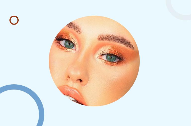 eyeshadow looks for green eyes