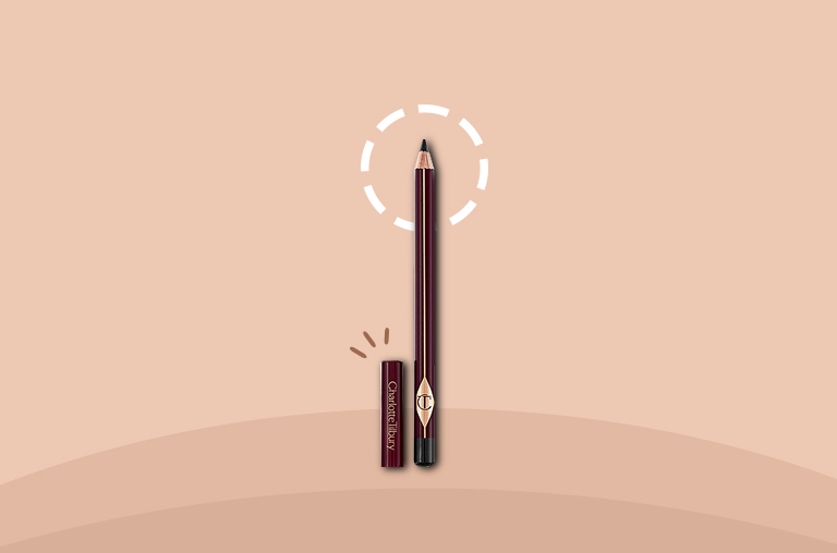 Runner Up Pencil Charlotte Tilbury The Classic Eye Powder Pencil in Aubrey