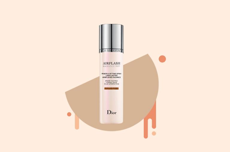 Dior Airflash Radiance Mist Primer & Setting Spray