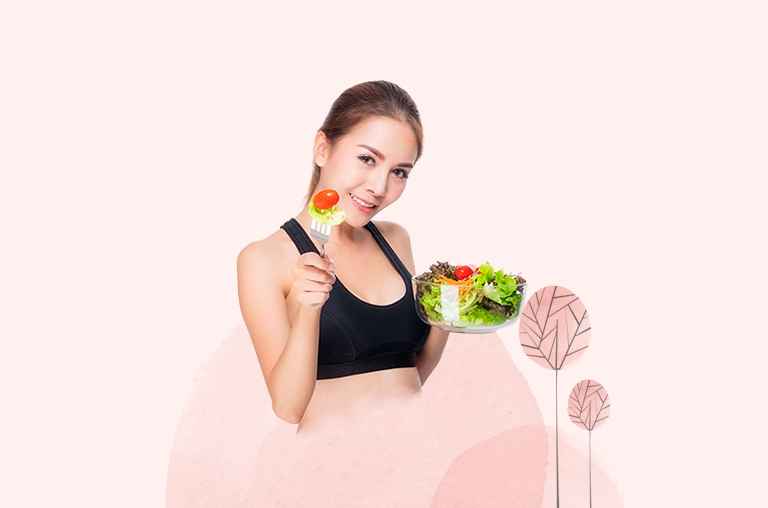 How to increase breast size with food