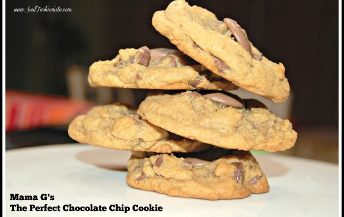 Mama G's The Perfect Chocolate Chip Cookie