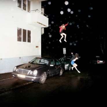 Cover album of Brand New's album Science Fiction
