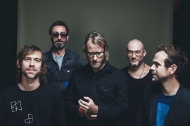 A photo of The National