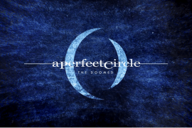 "Cover image of A Perfect Circle new song ""Doomed"""