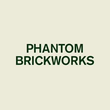 Cover Album of Phantom Brickworks