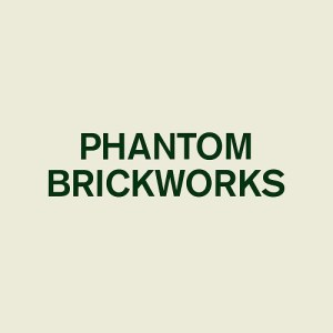Cover Album of Phantom Brickworks