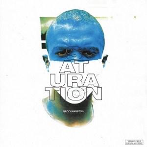 Saturation I cover album