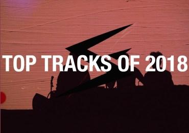Top Tracks of 2018