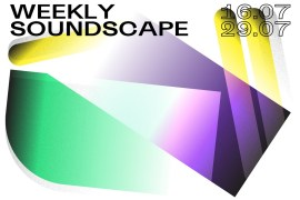 Weekly soundscape cover album