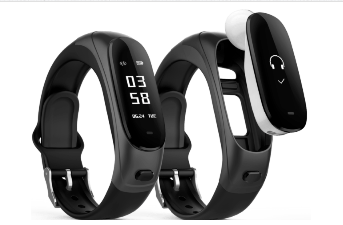Soulfit Sonic V08: A Premium and Futuristic Smart Talkband