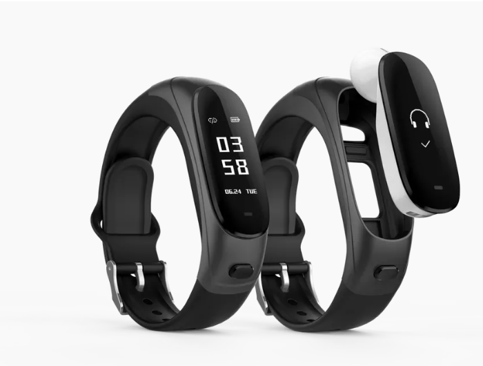 Wearable Device Startup Soulfit Launches Smartwatch with Detachable Bluetooth Earpiece