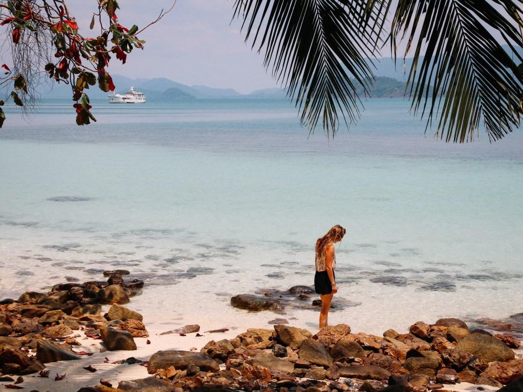 Wie kann man Freiheit und Glück im Alltag präsent sein lassen - wie auf Reisen in Thailand?