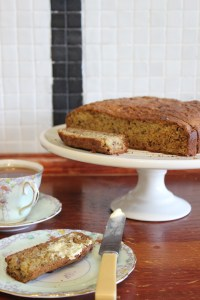 Serve hot from the oven with cup of tea and butter.