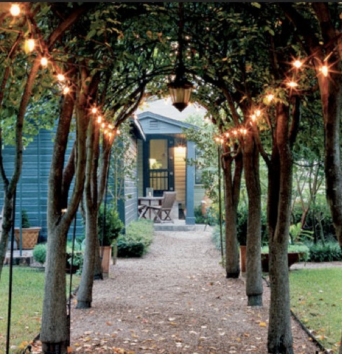 Landscape Lighting Highland Park: DIY: Creating Character With Outdoor Lighting