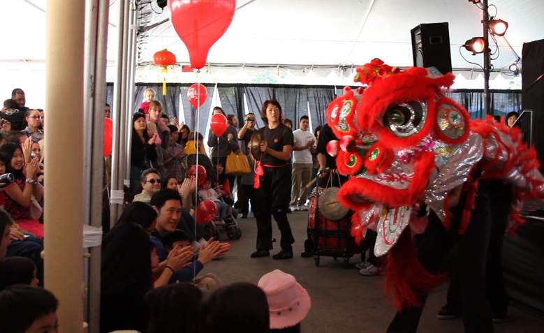 Saturday: Lunar New Year Festival in Pasadena