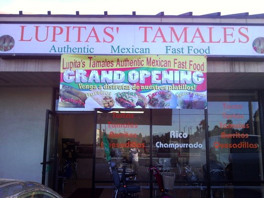 Tamales so good they gave it a storefront