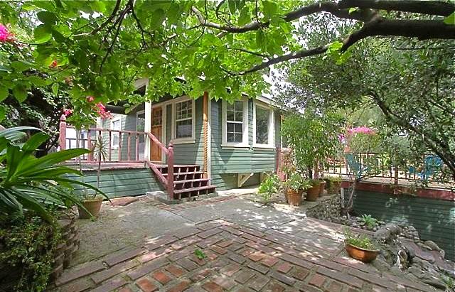 1912 California Bungalow: 833 Tipton Terrace Los Angeles 90042