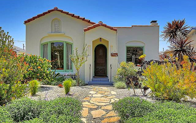 North of york spanish charmer in highland park soulful abode Spanish style modular homes