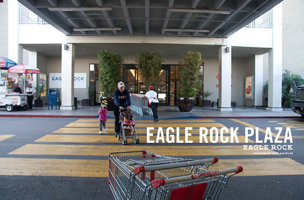 Eagle Rock Plaza, aka the Manila Mall. Courtesy of Augusto Piccio