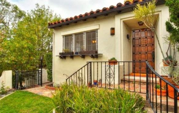 1935 Spanish: 2206 Panorama Terrace, Los Angeles, 90039