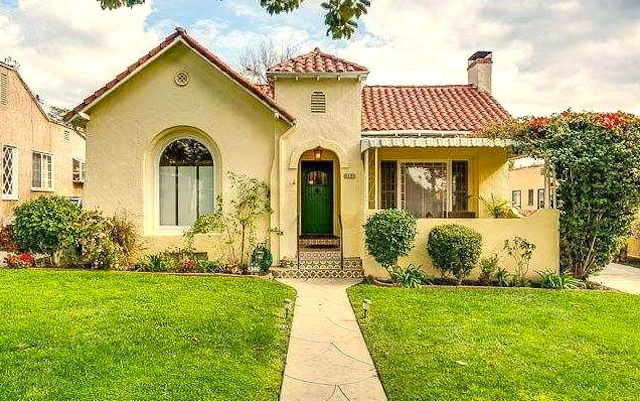 1926 Spanish: 1360 Graynold Ave., Glendale, 91202