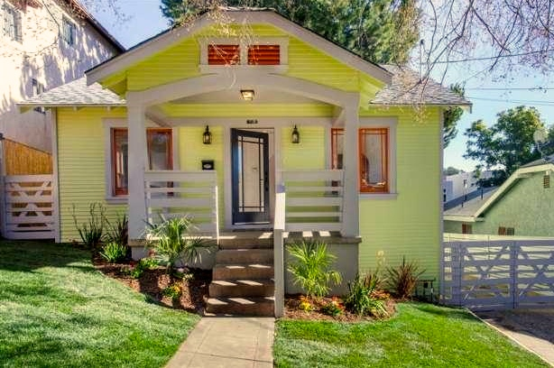 1924 Craftsman: 718 Onarga Ave., Los Angeles, 90042