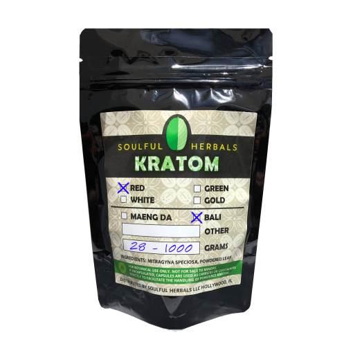Buy Red Bali Kratom Powder by the Kilo